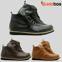 Sepatu Boots Pria Adabos Orion
