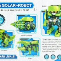 Jual KEKINIAN Solar Robot kecerdasan Anak Murah