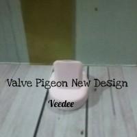 Valve Pompa Asi Pigeon New Design Spare Part Pompa Asi Pigeon
