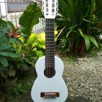 Guitarlele custom suara mirip Yamaha GL1 + Equalizer+ BONUS Tas+Strap