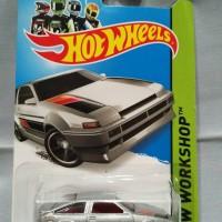 Hot Wheels Toyota Corolla AE86