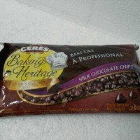 CHOCO CHANDY MILK CERES 250gr