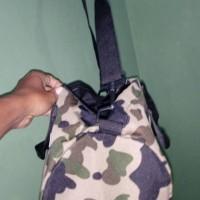 Ready stock !!! Bape Duffle Bag original appendix japan magazine