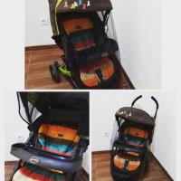 Jual Baby Stroller Pliko Second Murah