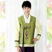Jual hanbok baju adat / tradisional korea laki laki pria hambok handbok Murah