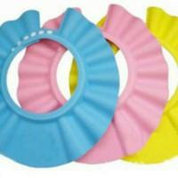 Jual kids shower cup/topi keramas anak dan balita Murah