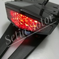 Lampu Stop Klx 150 - Dtracker - Trail - Stoplamp 3 in 1