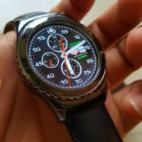 Jual Samsung Galaxy Gear S2 Classic. 2 bands, perfect condition Murah