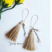 Jual Joya tassel earrings / anting tassel Murah