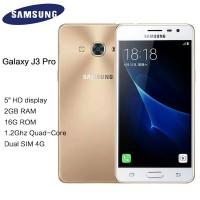HP SAMSUNG J3 PRO J3119S - 4G LTE - RAM 2/16 GB - J3PRO -GARANSI 1THN