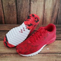 ORIGINAL PUMA IGNITE DUAL CAMO Sepatu Running Sneakers Pria - MERAH
