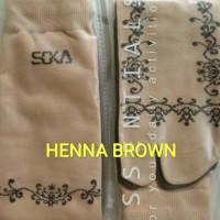 Jual Henna Brown Murah