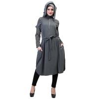 Jual Gamis - Busana Muslim Wanita - SHJ 195 Brand Inficlo Murah