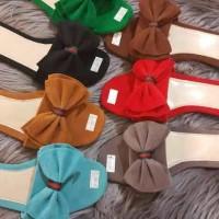 Sep 24 Sandal Fashion Cewek pita flip flop import