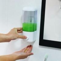 NEW dispenser sabun manual hand soap tempat sabun cair cuci tangan ma