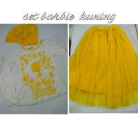 Jual L2827 baju sale set barbie blues tutu panjangt KODE PL2827 Murah
