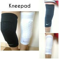 Accessories Aksesoris Basket Leg Sleeve Pad Nike Pelindung Lutut Spon