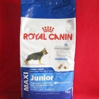 Jual Royal Canin Maxi Junior 15Kg - Makanan Anjing / Dog Food Murah