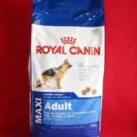Jual Royal Canin Maxi Adult 15Kg - Makanan Anjing / Dog Food Murah