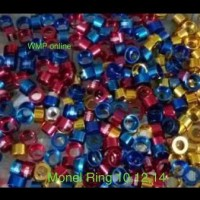 Monel Ring 12 Eceran WMP-0663