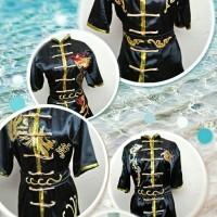 Jual baju Wushu bordir Murah