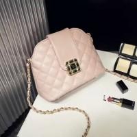 BTH1027 Tas Fashion Import Wanita Pink