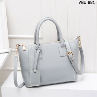 Tas Fashion Import Wanita MD 881 Abu
