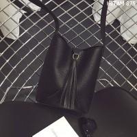 Tas Fashion Import Wanita MD 875 Hitam
