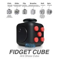 Jual Fidget Cube Kickstarter Focus Therapy Mainan Anti Stress Murah
