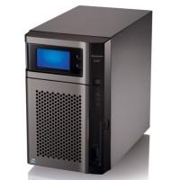 Lenovo EMC PX2-300D Network Storage - Black