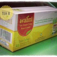 Jual WALINI LEMON TEA / TEH LEMON Murah