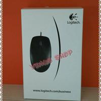 Jual MOUSE LOGITECH KABEL B100 / CABLE MOUSE B 100 / 100% ORIGINAL MURAH Murah