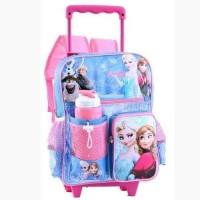 Jual Tas Ransel travel punggung trolley sekolah anak Frozen GL 5667 Murah
