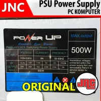 BEST Power Supply PSU PC KOMPUTER 500 Watt I 500Watt I Suply I Gaming