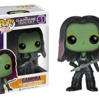 Jual Funko Pop Gamora (Guardian Of The Galaxy) Terbaru Murah