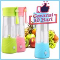 Jual Promo Portable Blender Juice Cup Mini Electric 380ML Berkualitas Murah