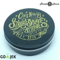 STRONG BRAVE ATTITUDE (SBA) POMADE HEAVY CANIS NUBILUS