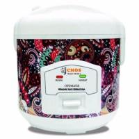 Promo CMOS Rice Cooker CR 20LJ Batik 1 2L Murah dan Bagus Berkualitas