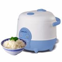 Promo MIYAKO Rice Cooker Magic Com Penanak Nasi 3 in 1 0 6 L MCM 606A