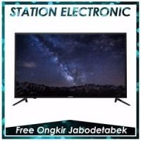 Promo Changhong 42E2000 LED TV 42 Inch Full HD USB Movie Black FREE D