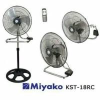 Promo Miyako Kipas Angin Besi Tornado KST18RC KST 18RC 18 RC 3in1 18