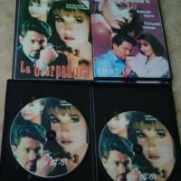 DVD Cinta Paulina/La Usurpadora Bahasa Indonesia