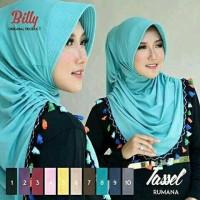 Jual PROMO hijab kerudung jilbab instan tassel rumana murah Murah