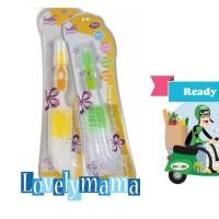 Jual Naoki curve bottle brush / naoki sikat botol  lengkung Murah