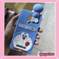 Jual Case 3D Doraemon Xiaomi Redmi Note 3 /Softcase/Soft/Karakter/Rubber/4D Murah