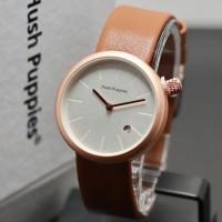 Jual jam tangan wanita lucu Hush Puppies Bulat EST1958 Murah