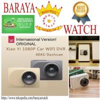 Jual BEST Xiaomi Yi Smart Car Dash Cam ADAS DVR WIFI 165 Degree 1080P 60FPS Murah
