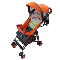 Stroller Baby Kereta Dorong Bayi Pliko Techno