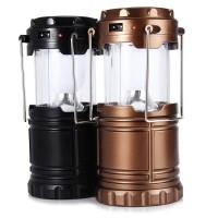 Jual Lampu LED Lentera Emergency Tenaga Solar Matahari Petromak Power Ban Murah