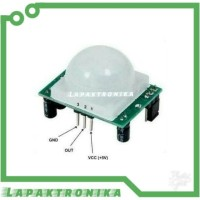 Jual Sensor gerak / sensor panas tubuh / PIR motion sensor HC-SR501 Murah
